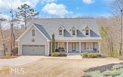 Gainesville Single Family Home New: 3342 Barry Ln