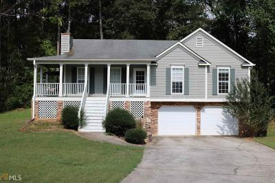 Powder Springs Single Family Home Under Contract: 3320 Mooring Dr