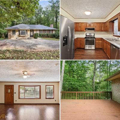 Mableton Single Family Home Under Contract: 5111 Cavalier