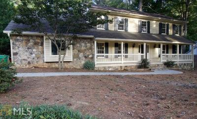 Stone Mountain Single Family Home Under Contract: 2177 Forestglade Dr