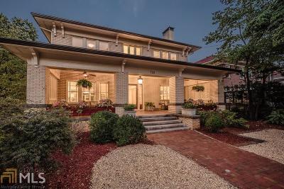 Midtown Single Family Home For Sale: 725 Penn Ave