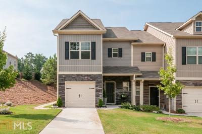 Acworth Condo/Townhouse Under Contract: 583 Oakside Pl