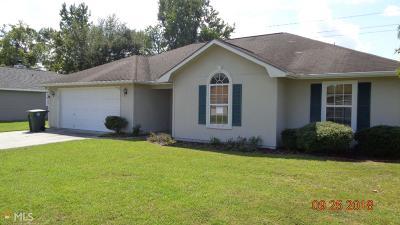 Kingsland Single Family Home Under Contract: 108 Honeysuckle Rd