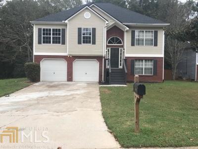 Powder Springs Single Family Home New: 4205 Mistymorn Pt