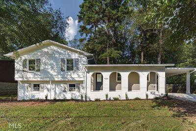 Decatur Single Family Home New: 4058 Emerald North Dr