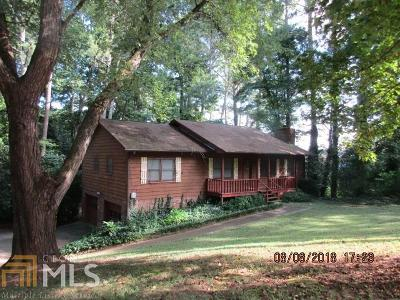 Douglasville Single Family Home For Sale: 4130 Oak Stone Dr