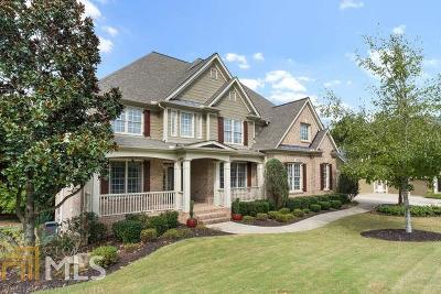 Acworth Single Family Home Under Contract: 267 Brisbane Dr