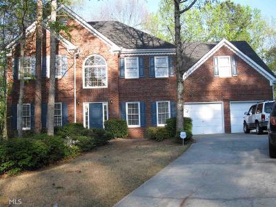 Acworth Single Family Home For Sale: 6000 Fairlong #176V