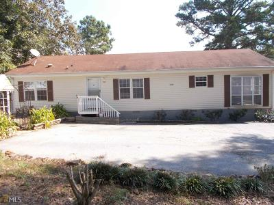 Butts County, Jasper County, Newton County Single Family Home Under Contract: 213 Cherokee Dr