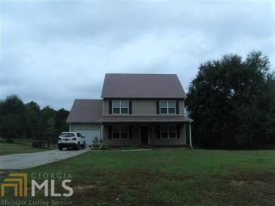 Banks County Single Family Home For Sale: 447 Parson Cir