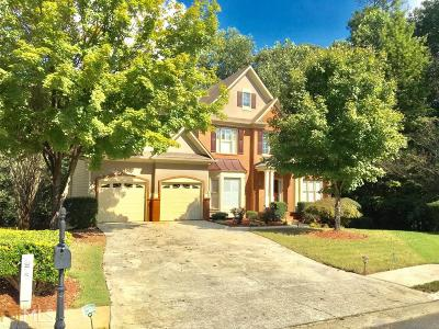 Norcross Single Family Home For Sale: 6235 Georgetown Park Dr