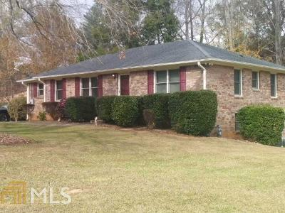 Marietta Single Family Home Back On Market: 3379 Shadowridge Dr