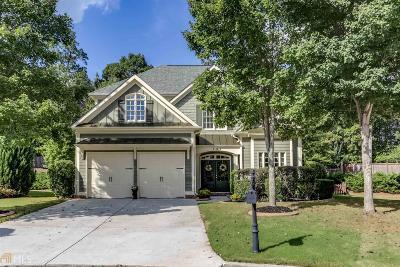 Smyrna Single Family Home Under Contract: 544 Lawton Bridge Rd