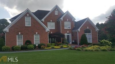 Grayson Single Family Home For Sale: 1729 Harrogate Ct
