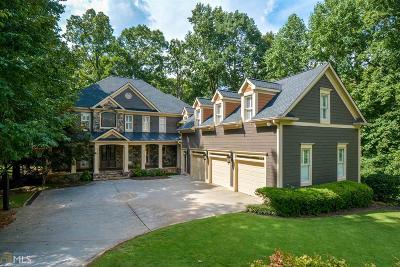 Woodstock Single Family Home For Sale: 3028 Golf Crest Ln