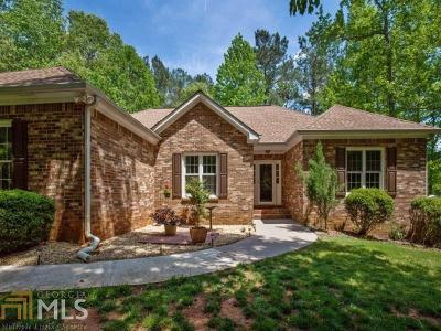 Hiram Single Family Home Under Contract: 26 Creekwood Ct