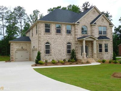 Henry County Single Family Home Under Contract: 4557 Cloister Cir