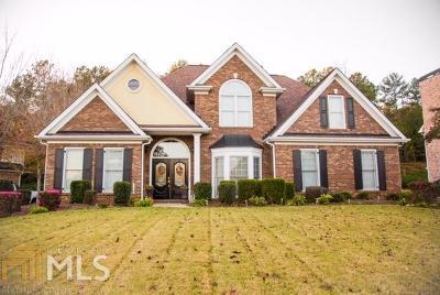 Douglasville Single Family Home For Sale: 6222 Millstone Trl