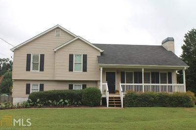 Hiram Single Family Home New: 35 Misty Ridge Trl