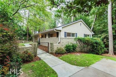 Brookhaven Single Family Home For Sale: 2449 Wawona Dr