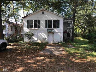 Hapeville Single Family Home For Sale: 831 Custer St