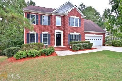 Alpharetta Single Family Home New: 5705 Shepherds Pond