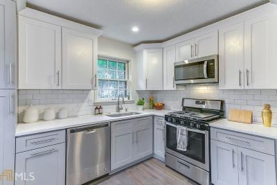 Kennesaw Single Family Home Back On Market: 4110 Oak Ferry