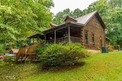 Acworth Single Family Home New: 2709 County Line Rd