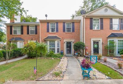 Smyrna Condo/Townhouse New: 2956 Lexington Trce