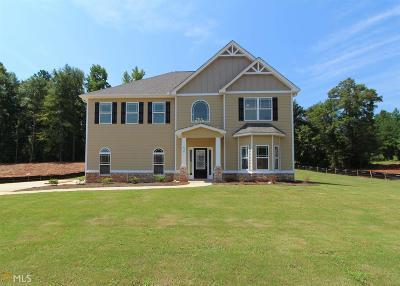 Senoia Single Family Home New: 105 Cohabie Ct