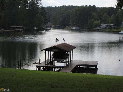 Milledgeville, Sparta, Eatonton Single Family Home New: 55 Sunglow Ct