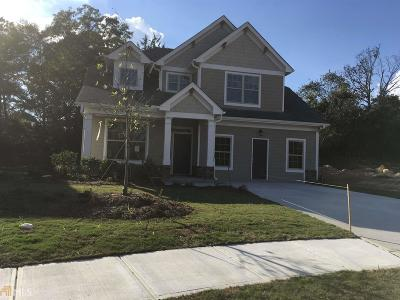 Lithonia Single Family Home Under Contract: 2321 Haliard Way