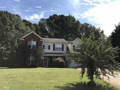 Conyers Single Family Home New: 1015 Falls Brooke