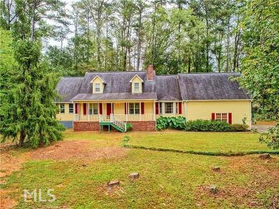 Woodstock Single Family Home New: 3139 Trickum Rd