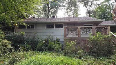Loring Heights Single Family Home Under Contract: 300 Hascall Rd