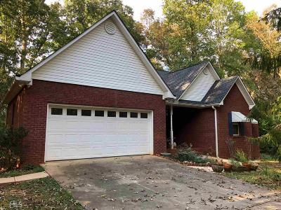 Clarkesville Single Family Home New: 487 McCartan Trl #15