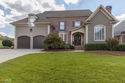Smyrna Single Family Home New: 3686 Gatehurst Ct