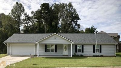 Dawsonville Single Family Home Under Contract: 173 Angela Ln