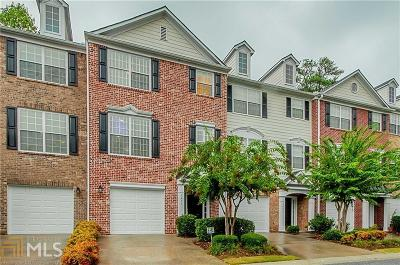 Atlanta Condo/Townhouse New: 3627 Chattahoochee Summit Dr
