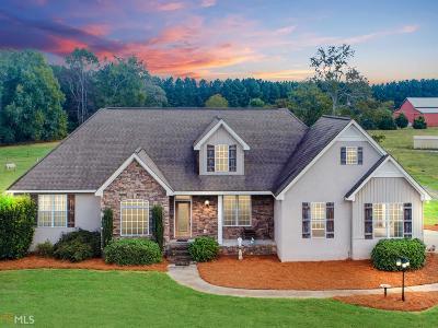 Barnesville Single Family Home For Sale: 440 Abbott Rd