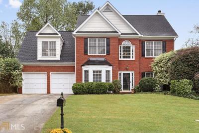 Smyrna Single Family Home New: 3912 Concord Walk Dr