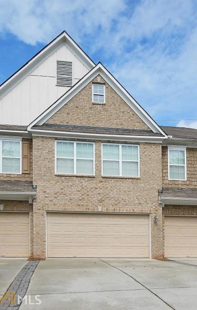 Acworth Condo/Townhouse Under Contract: 2556 Willow Grove Rd #17