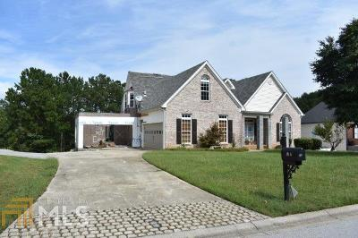 Flowery Branch Single Family Home For Sale: 4996 Holland View Dr