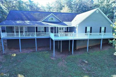 Habersham County Single Family Home New: 360 Chattahoochee Winds Dr