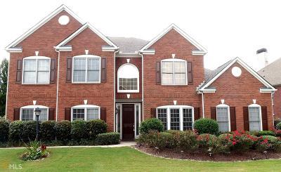 Smyrna Single Family Home New: 1606 Duxford