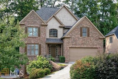 Acworth Single Family Home New: 5405 Hedge Brooke Cv