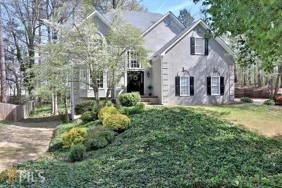 Woodstock Single Family Home New: 1075 Boston Ridge