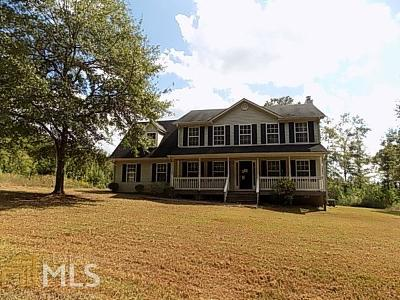 Shiloh Single Family Home New: 209 John Howard Rd