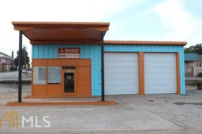 Hall County Commercial New: 1507 Martin Luther King Jr Blvd