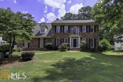 Peachtree City Single Family Home Under Contract: 219 Columns Ln